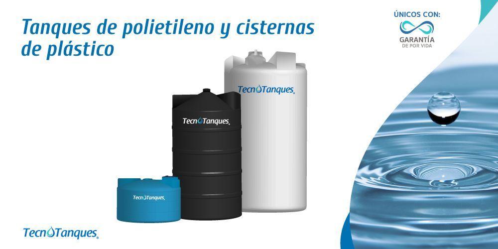 Tanques de Polietileno y Cisternas de Plastico
