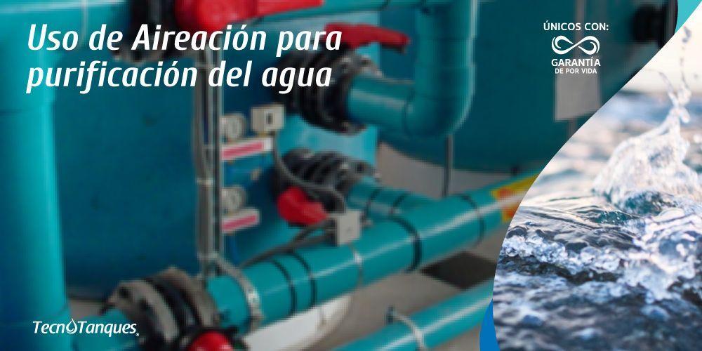 uso-de-aireacion-para-purificacion-del-agua