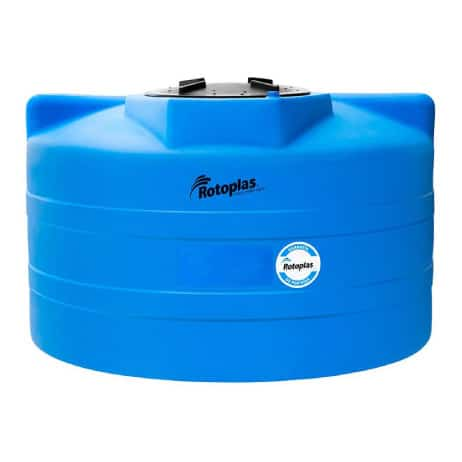 Cisterna Rotoplas 2,800 litros Equipada