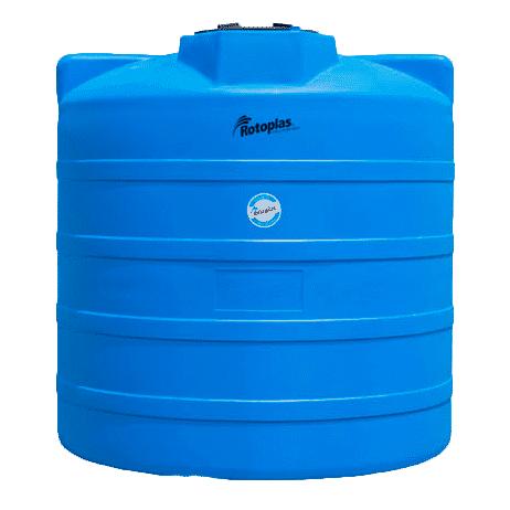 Cisterna Rotoplas 10,000 litros Básica