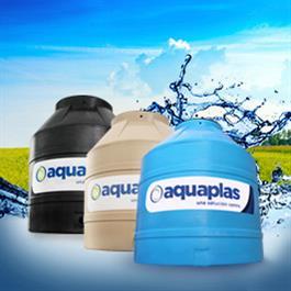 Tinacos de agua Aquaplas